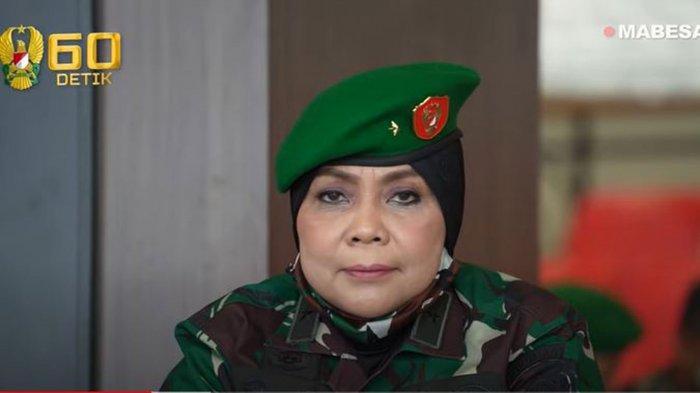 Biodata Brigjen TNI Tetty yang Diperintah Jenderal Andika Perkasa Kawal Kasus Pengeroyokan Kopassus