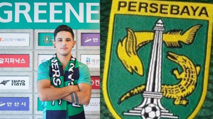 Biodata Bruno Moreira: Calon Pemain Asing Persebaya Surabaya Asal Brasil, Jebolan Santos FC