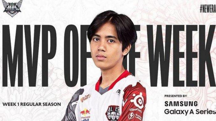 Biodata Celiboy: Pemain Alter Ego yang Raih MVP MPL Season 8 Week 1, Tumbangkan RRQ Hoshi & Geek Fam