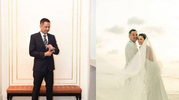 Biodata David Tjiptobiantoro, Suami Julie Estelle