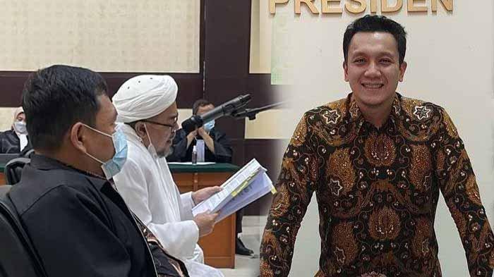Biodata Diaz Hendropriyono Adik Ipar Jenderal Andika Perkasa Disebut Ikut Penjarakan Rizieq Shihab