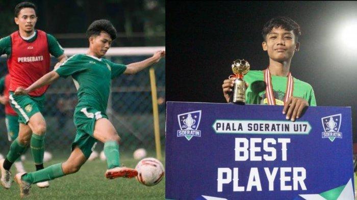 Biodata Dicky Kurniawan: Pemain Muda Persebaya Surabaya, Bermain Bola Sejak TK, Dijuluki Si Kancil