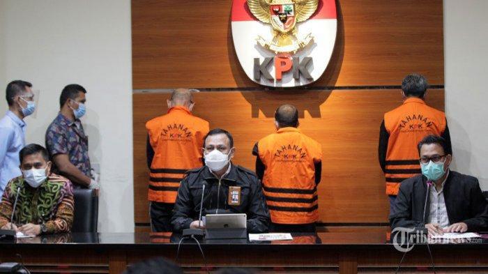 Biodata Edy Rahmat Orang Kepercayaan Nurdin Abdullah yang Ikut Ditangkap KPK dan Jadi Tersangka