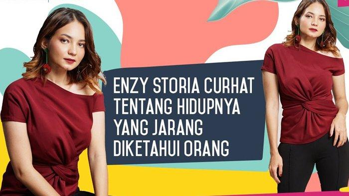 Biodata Enzy Storia yang Dikabarkan Menikahi Gading Marten, Ivan Gunawan Siapkan Baju Pengantin