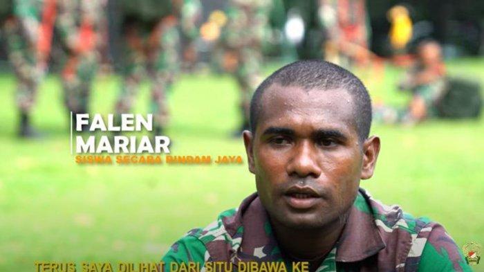 Falen Mariar, Mantan Pemain AC Milan Junior yang Kini Jadi Anak Buah Jenderal Andika Perkasa di TNI AD. Profil dan biodatanya ada di artikel ini