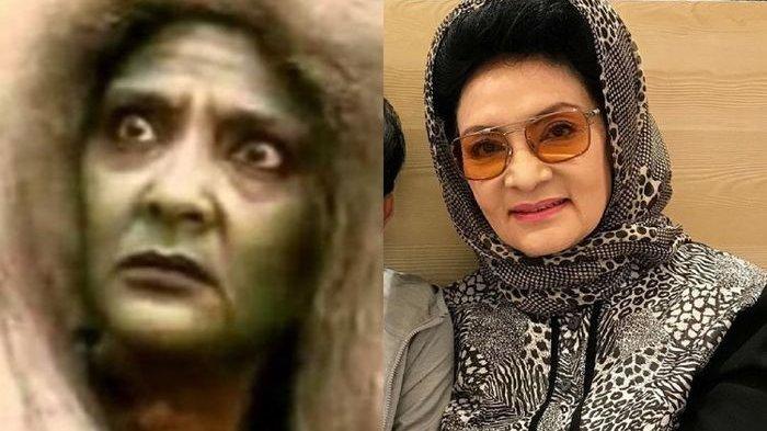 Biodata Farida Pasha yang Meninggal Hari ini, Melejit Berkat Mak Lampir di Misteri Gunuung Merapi