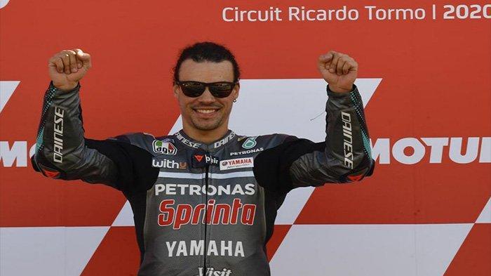 Biodata Franco Morbidelli: Raih Gelar Runner Up MotoGP 2020, Ternyata Murid Valentino Rossi