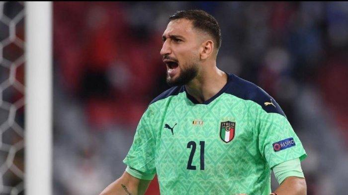 Biodata Gianluigi Donnarumma: Sukses Halau Penalti Inggris, Kunci Italia Juara Euro 2020
