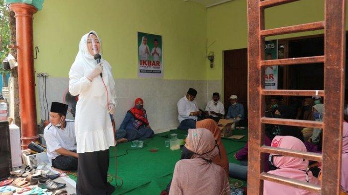 Profil Ikfina Fahmawati Calon Bupati Mojokerto Pilkada 2020 Istri Mantan Bupati Musthofa Kamal Pasha