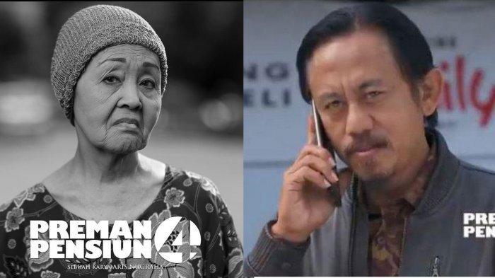 Biodata Isye Sumarni Pemeran Emak yang Paling Ditakuti Kang Mus, Belum Muncul di Preman Pensiun 5