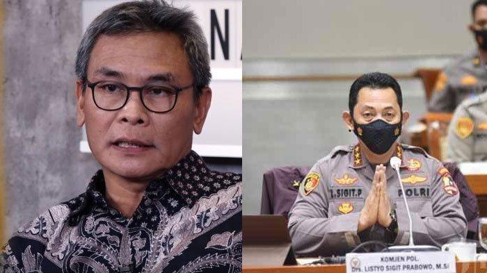 Biodata Johan Budi Anggota DPR yang Dirotasi Jelang Uji Kelayakan Calon Kapolri Komjen Listyo Sigit