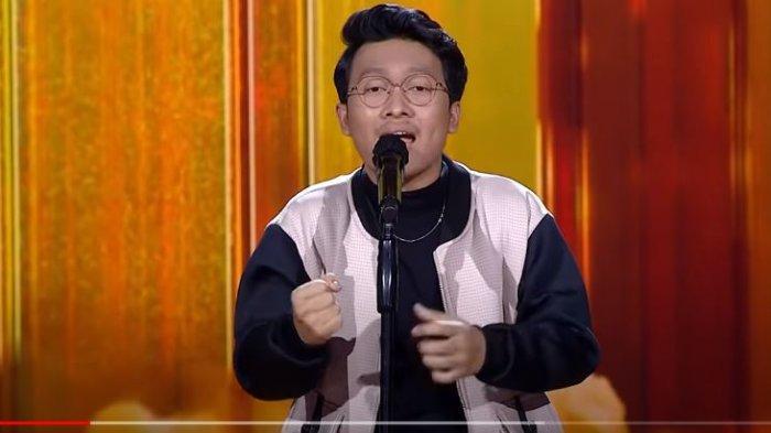 biodata Kelvin Joshua, kontestan Indonesian Idol 2021