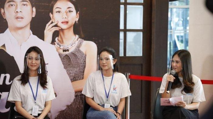 Biodata Lengkap Eveline Wiratama & 2 Finalis Online Casting Ikatan Cinta, Ada Keponakan Lidya Kandou