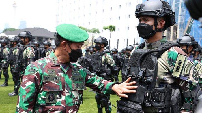 Biodata Letjen Bakti Agus Wakil Jenderal Andika Perkasa yang Berangkatkan 200 TNI AD ke Australia