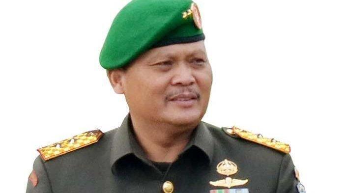 Biodata Letjen TNI Mochammad Fachrudin Eks Wakil Jenderal Andika Perkasa, Dimutasi karena Pensiun