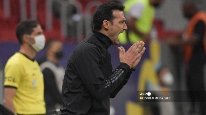 Biodata Lionel Scaloni yang Sukses Bawa Argentina ke Final Copa America 2021 dan Tantang Brasil