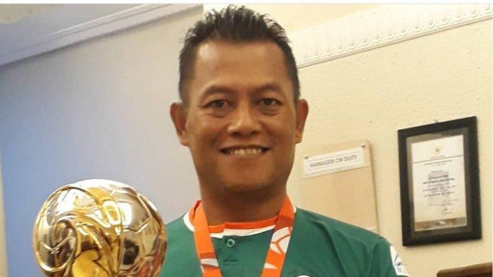 Biodata Listiyanto Rahardjo Kiper Legendaris Indonesia yang Meninggal Dunia, Sempat Latihan Sore