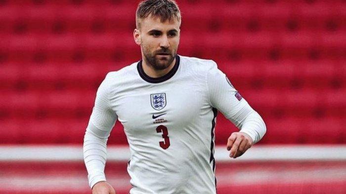 Biodata Luke Shaw: Pencetak Gol Pertama di Final Euro 2020 Italia vs Inggris, Kado Ulang Tahun