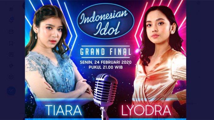 Biodata Lyodra Ginting dan Tiara Anugrah serta Jadwal & Live Streaming Indonesian Idol Malam ini