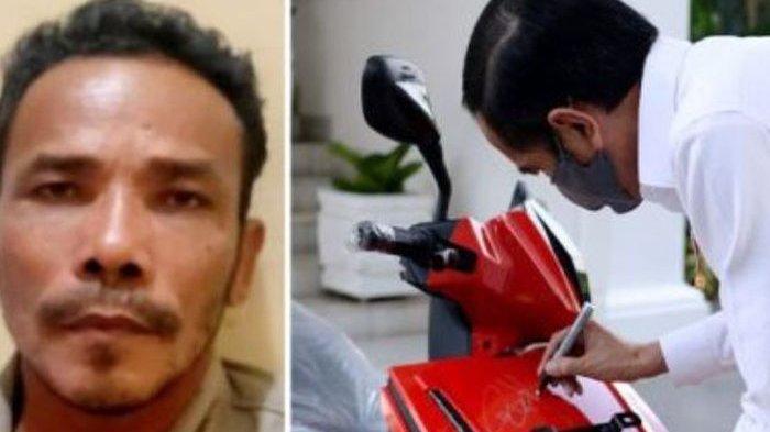 Biodata M Nuh yang Ngeprank Lelang Motor Presiden Jokowi Rp 2,55 Miliar, Puluhan Pejabat Tertipu