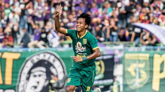 M Supriadi, pemain muda Persebaya Surabaya