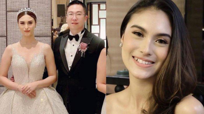 Biodata Marcella Daryanani Aktris 'Anak Jalanan' yang Menikah bak Princess, Ini Sosok Suaminya