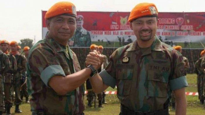 Biodata Marsda TNI Mujahidin Harpin Ondeh Eks Penjaga Megawati & SBY, Pernah Jabat Komandan Paskhas