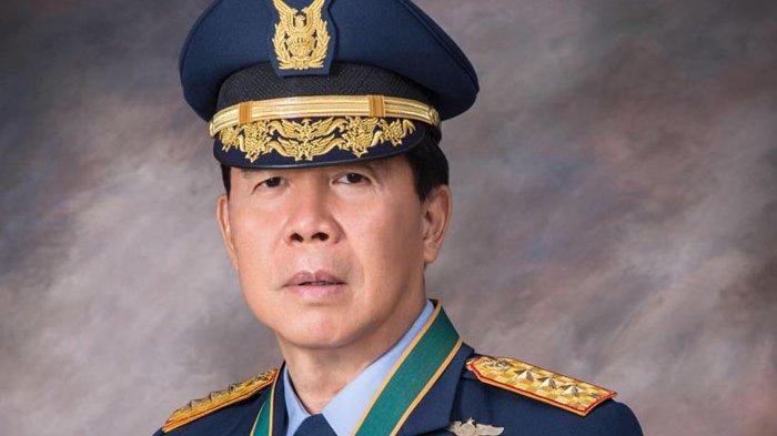 Biodata Marsekal Madya TNI Trisno Hendradi, Komisaris PT INTI dengan Segudang Pengalaman Militer