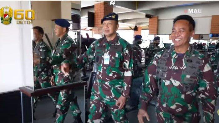 Biodata Marsekal TNI Fadjar Prasetyo yang Kunjungi Jenderal Andika Perkasa di Mabes AD, Jabat KASAU