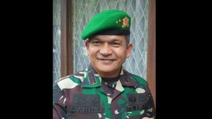 Biodata Mayjen TNI Achmad Daniel Anak Prajurit Berpangkat Peltu yang Pernah Jadi Petinggi Kopassus