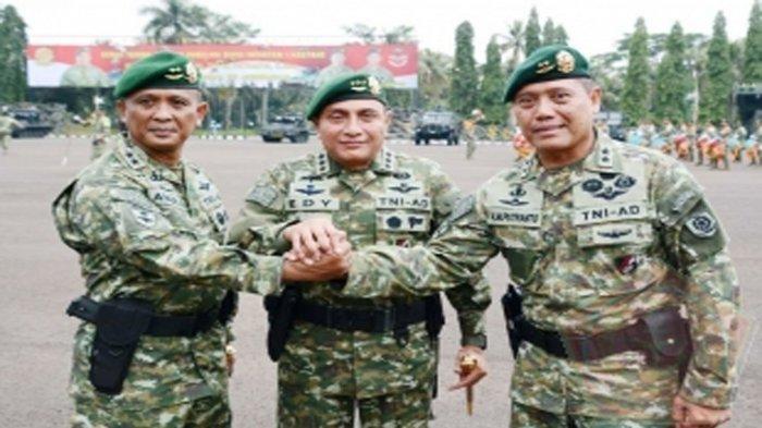 Biodata Mayjen TNI Ainurrahman Asops Jenderal Andika Perkasa yang Baru: Mantan Petinggi Kostrad