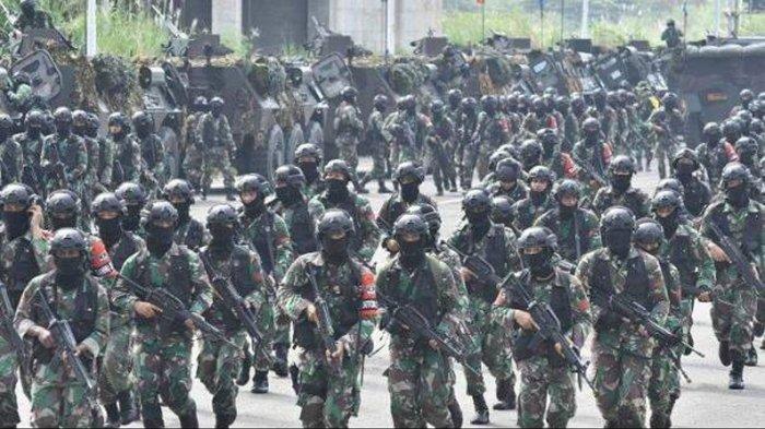 Biodata Mayjen TNI Dudung yang Kerahkan Ratusan Pasukan, Tank & Meriam dalam Latihan Uji Siap Tempur