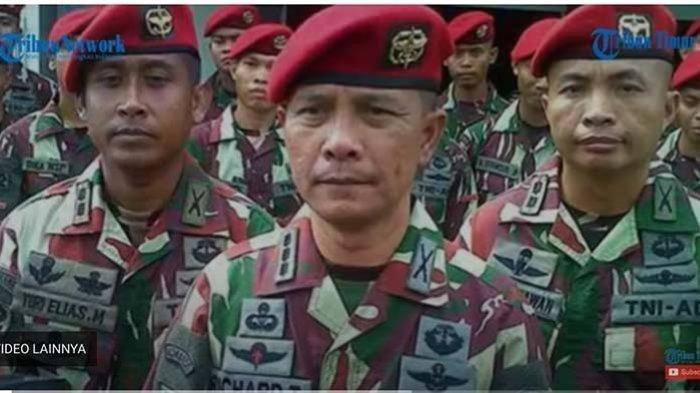 Mayjen TNI Richard T.H. Tampubolon (tengah) Panglima Koopsgabssus yang Terjunkan Tim dan Sukses Lumpuhkan 2 MIT Poso
