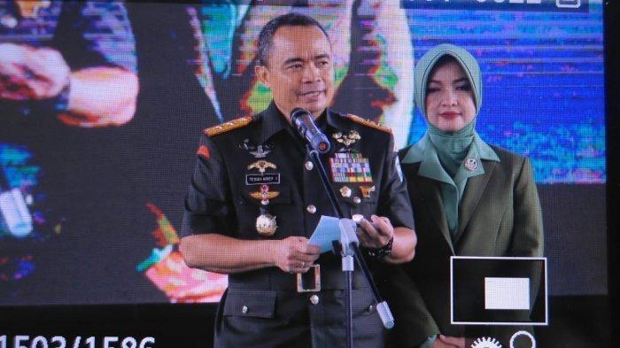 Biodata Mayjen TNI Teguh Arief Indratmoko, Asintel Jenderal Andika Perkasa yang Ikut Usut Kasus Pengeroyokan prajurit Kopassus