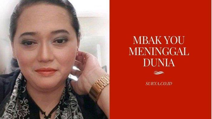 Biodata Mbak You yang Meninggal Dunia Hari ini, Mengaku Menikahi Ular dan Ramal Jokowi Lengser 2021