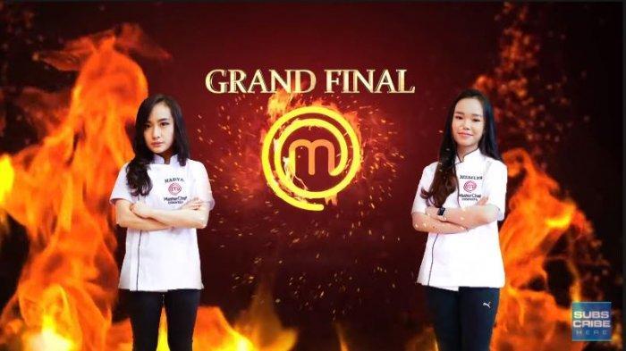 Biodata Nadya & Jesselyn MasterChef Indonesia yang Duel Sengit di Grand Final, Pendidikan Mentereng