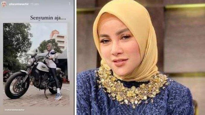 Biodata Olla Ramlan Istri Aufar Hutapea yang Ramai Diperbincangkan, Karirnya Dimulai dari Cover Girl