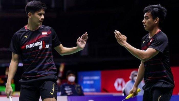 Biodata Pramudya Kusumawardana dan Yeremia Rambitan, Ganda Putra Juara Spain Masters 2021
