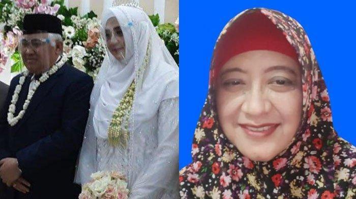 Biodata Rashda Diana yang Dinikahi Mantan Ketua Umum Muhammadiyah Din Syamsuddin di Ponorogo