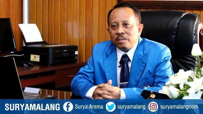 Biodata Rektor ITN Malang, Prof Dr Ir Kustamar MT yang Meninggal Hari Ini, Kuliah ITN Angkatan 1986