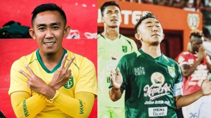 Biodata Rendi Irwan, Supersub Persebaya Surabaya di Piala Menpora 2021, Cetak Gol Penentu Lawan MU