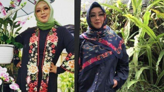 Biodata Rina Gunawan, Istri Teddy Syach yang Meninggal Dunia Hari Ini, Pernah Berhasil Diet 30 KG
