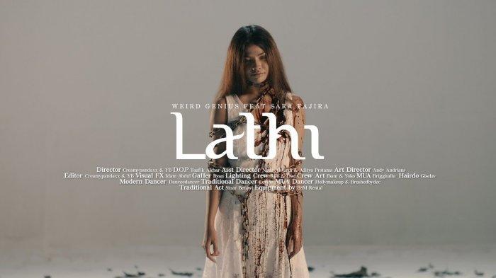 Cord dan Lirik Lagu Lathi Kolaborasi Weird Genius dan Sara Fajira asal Surabaya