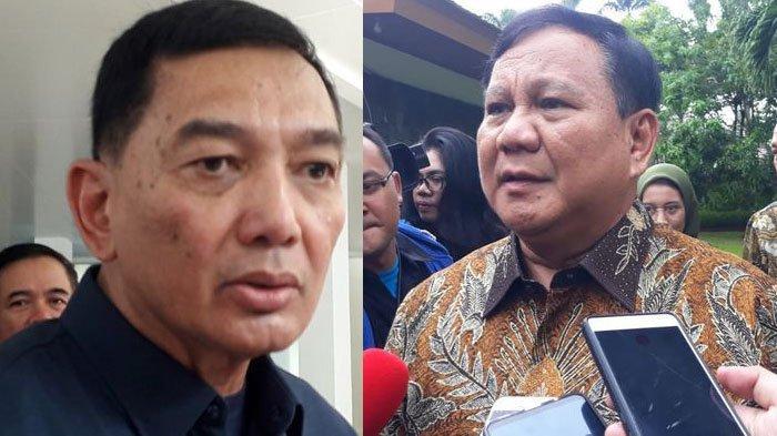 Biodata Sjafrie Sjamsoeddin Penasihat Khusus Prabowo, Punya Kisah Menegangkan Saat Kawal Soeharto