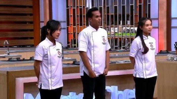 Hasil Akhir MasterChef Indonesia Season 8 Edisi Minggu 22 Agustus 2021, Lord Adi Pulang