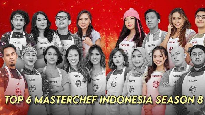 Bocoran Masterchef Indonesia Season 8 Hari ini 31 Juli: Rasa Hidangan Amburadul & Pak Adi Kena Tegur