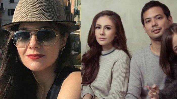Biodata Wulan Guritno aktris yang gugat cerai suaminya, Adilla Dimitri.