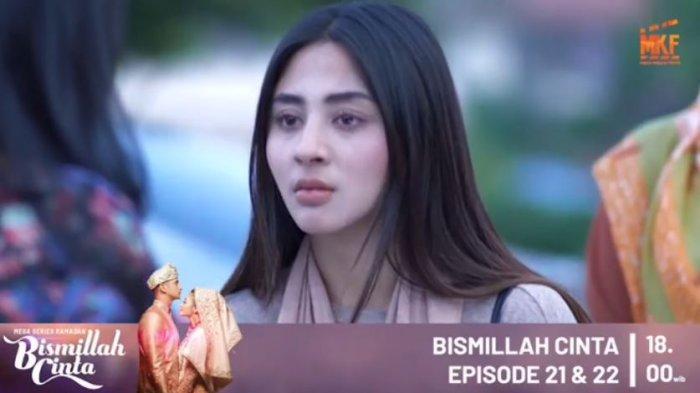 Sinopsis Bismillah Cinta Episode Minggu 2 Mei 2021: Demi Umi, Jannah Rela Sujud di Kaki Mawar