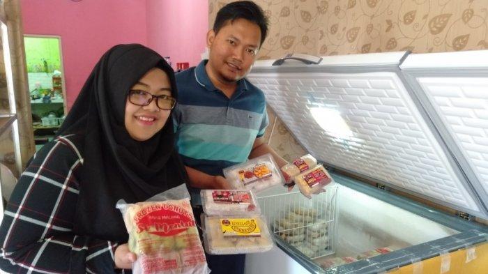 Pasutri di Malang Kembangkan Bisnis Frozen Food, Raup Omzet Jutaan Rupiah Per Hari