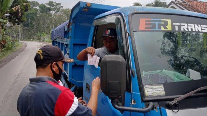 PPKM Darurat Juga Hentikan Aliran Pasir Keluar Daerah, Pemilik Tambang di Lumajang Resah